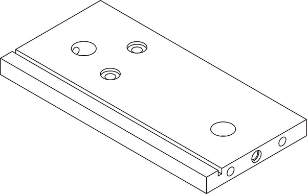3-Shelf Storage Caddy - Part 07 - Upper Right Side Panel