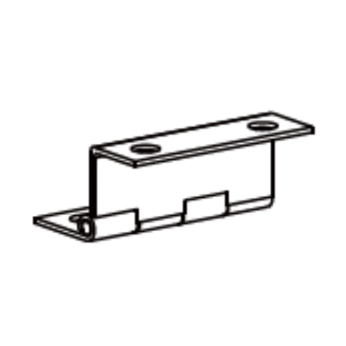 Somerset Single Door Corner Cabinet - Part D - Hinge