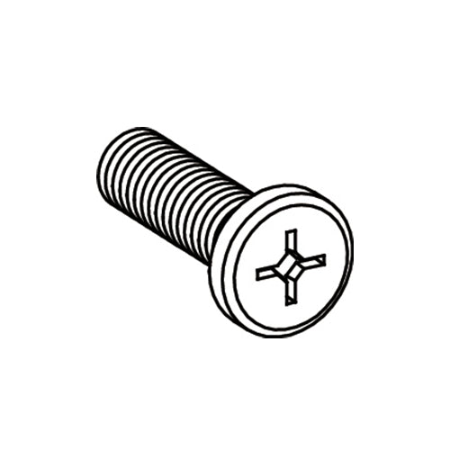 Amery Ladder Spacesaver Part C - Machine Screw (6x20mm)