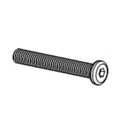 Ashland Spacesaver - Part F - Machine Screw (6x65mm)