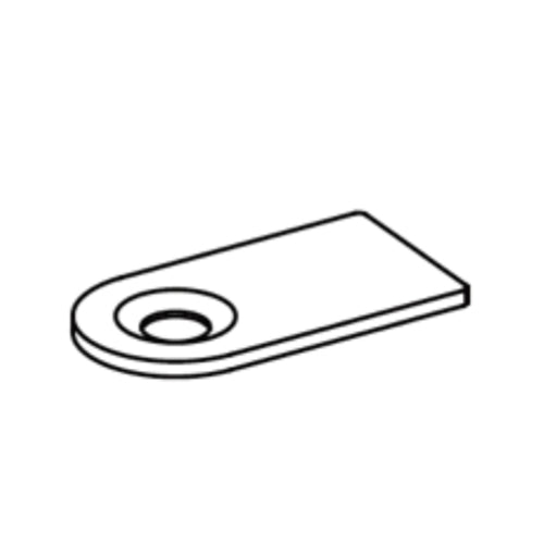 Ellsworth Two Door Wall Cabinet - Part F - Magnet Plate