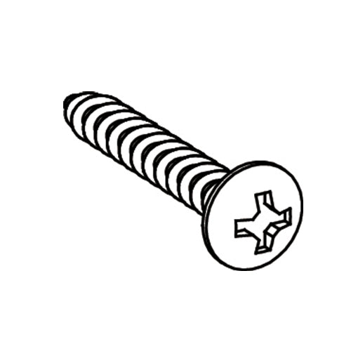 Ashland Spacesaver - Part E - Wood Screw (4x50mm)