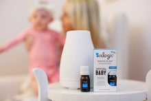 Essential Oils to soothe and calm baby, Oilogic