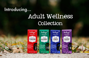 Adult Wellness Essential Oil Roll-On Bundle