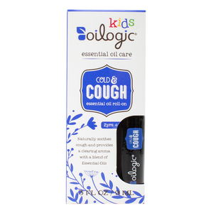 Cold & Cough Essential Oil Roll-On