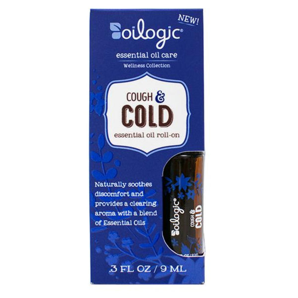 Cough & Cold<br>Essential Oil Roll-On
