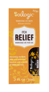Itch Relief<br>Essential Oil Roll-On