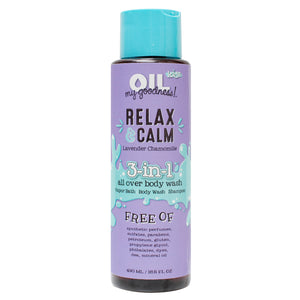 Relax & Calm Essential Oil 3-in-1 Bath Solution