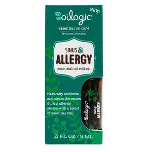 Sinus & Allergy Essential Oil Roll-On