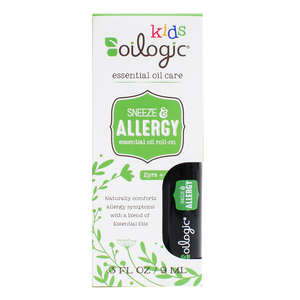 Sneeze & Allergy Essential Oil Roll-On