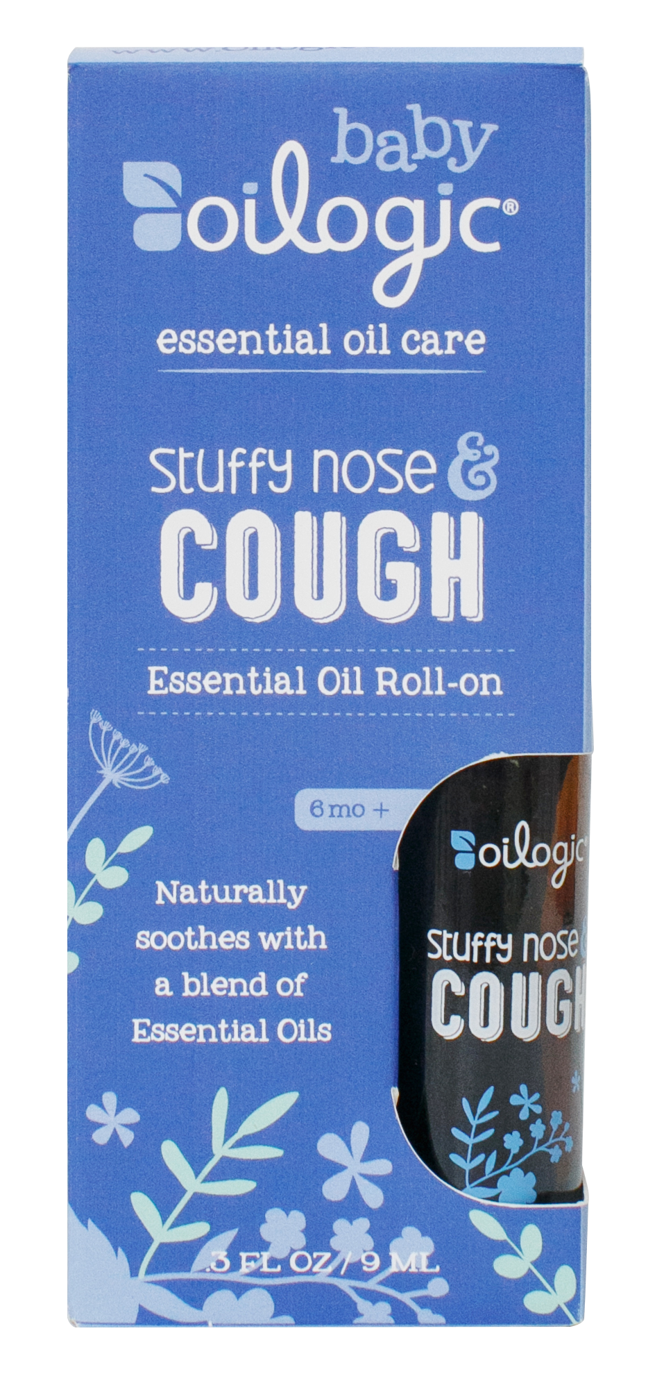 Essential Oils For Cough Roll On For Kids Oilogic Cough Stufy Nose