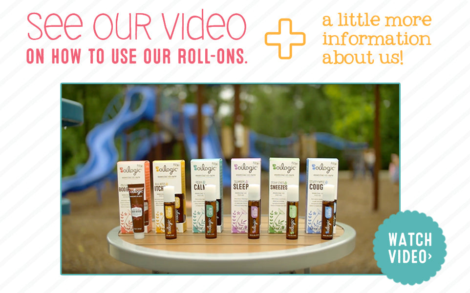 Essential oils for toddler