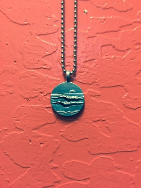 Surf Pendant: Left & Rights