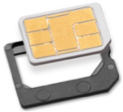 STK Nano-to-Micro Sim Card Adaptor