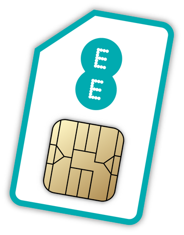 EE 5GB Data UK