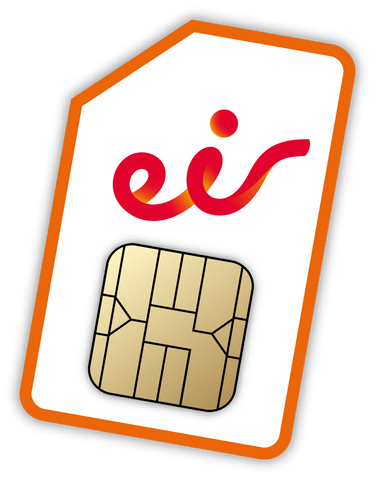 Eir - Best for Calls and Data