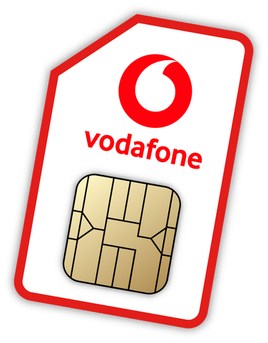 Vodafone - Best for Calls and Text