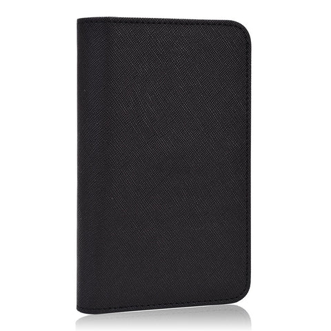 Black Icon Men Wallet Shell Case