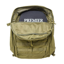 Ballistic Backpack Panels