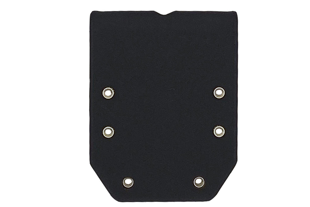 Double Pistol Mounting Plate MOLLE Mount