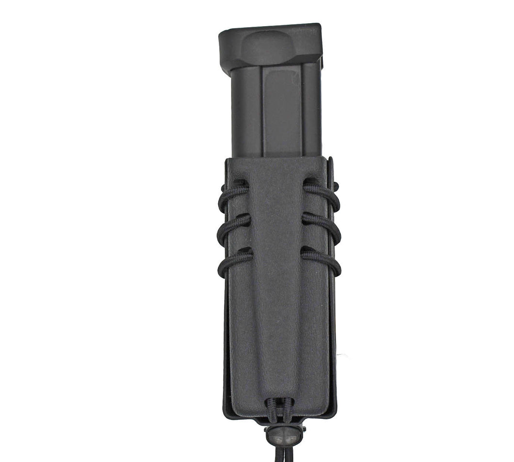 Evolution Extended Pistol Magazine Pouch (Attachments In Drop Down)