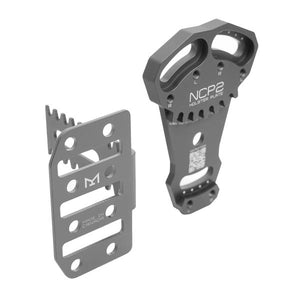 Negative Cant Plate (Version 2) (NCP2) Holster Plate & Accessory Mount Kit