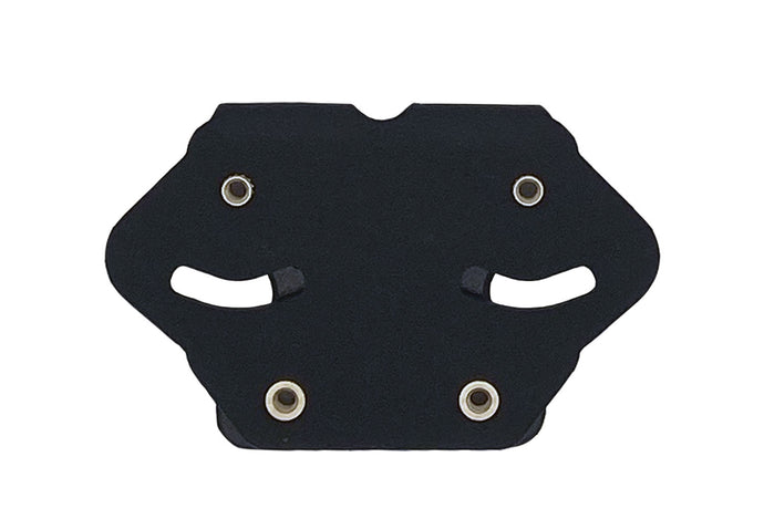 Rotating Double Pistol Mounting Plate Belt Mount