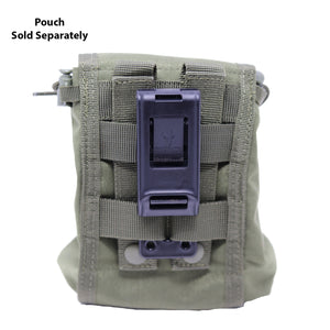 Molle Belt Clip Adapter