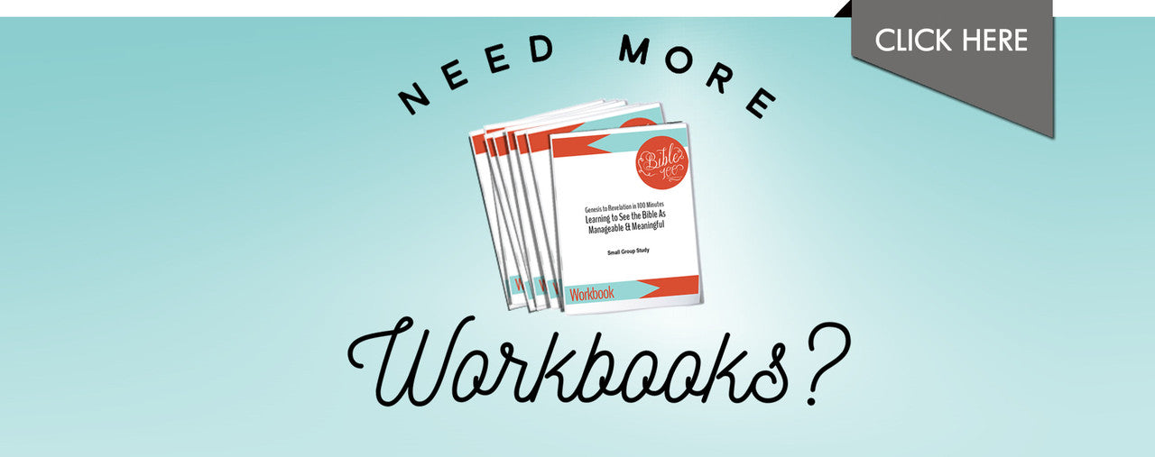 Bible 100 Workbooks