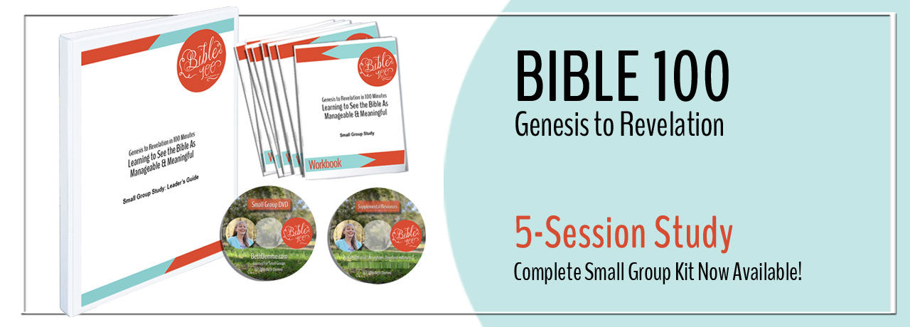 Bible 100 Small Group Kit