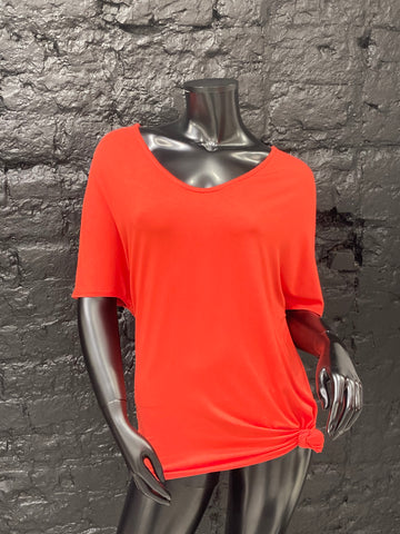 Flipper V-neck t-shirt