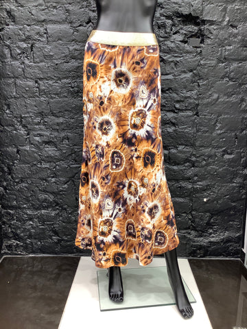 Printed San Vincent Skirt