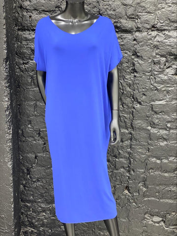 Salinas V-neck dress