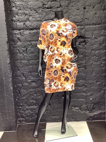 Printed Carbo Dress