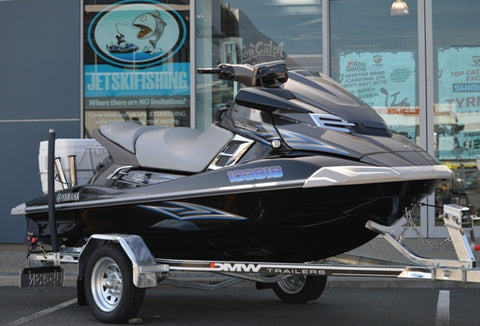 Yamaha FX Fit-out | Jetskifishing