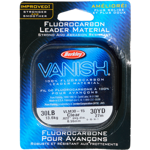 Fluorocarbon Leader - Vanish Berkley