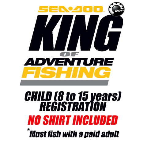Sea-Doo King of Adventure Fishing 2019 POSTPONED to 24th November