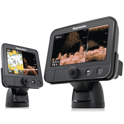 Fish Finder/GPS Raymarine Dragonfly