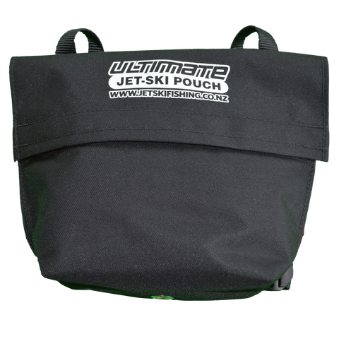 Handle bar bag for extra storage