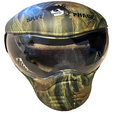 Jetskifishing Mask - Angry series LATEST GENERATION
