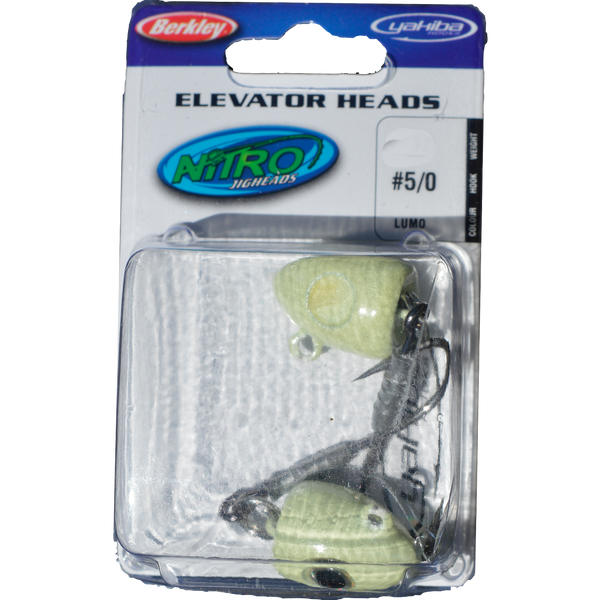 Jig head berkley elevator heads 2 oz and 4 oz jetskifishing for 13 fishing freefall