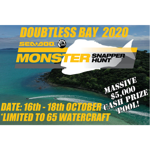 2020 Monster Snapper Hunt