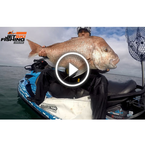 Tight lines with more string pulling action Jetskifishing