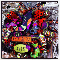 Custom Halloween Wreaths, Swags, and Garlands by Sassy Chic Boutique