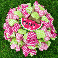 Custom Spring and Summer Wreaths, Swags, and Garlands by Sassy Chic Boutique!
