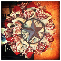 Custom Western Wreaths, Swags, and Garlands by Sassy Chic Boutique!