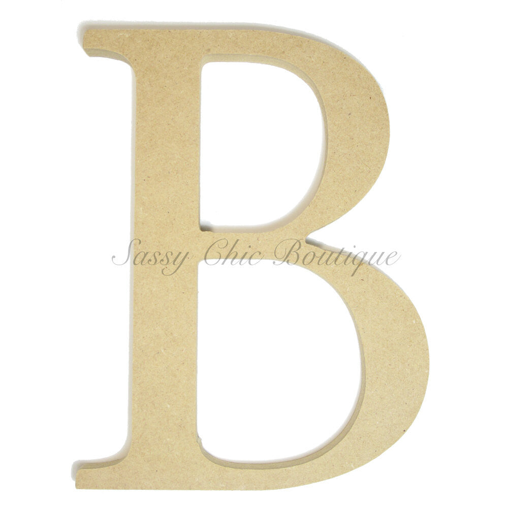 "DIY-Unfinished Wooden Greek Letter ""Beta""-Sassy Chic Boutique"