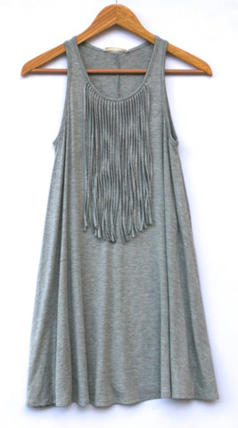 Mini Fringe Dress
