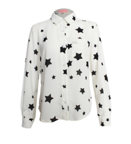 Shooting For The Stars Blouse
