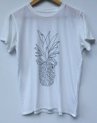 Pineapple Boyfriend Tee
